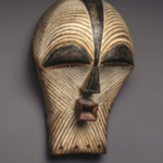 Female Kifwebe Mask