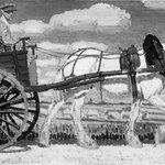 The Blue Cart (La Charette bleue)