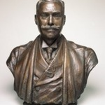 Bust of Samuel P. Avery, Jr. 1847-1920