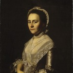 Mrs. Alexander Cumming, n&eacute;e Elizabeth Goldthwaite, later Mrs. John Bacon
