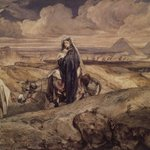 The Flight into Egypt (Fuite en Égypte)