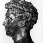 Bust of J. Alden Weir
