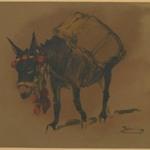 Ane Provencal (The Donkey)