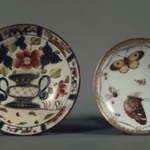 Saucer: Part of 17-Piece Tea Service