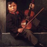 The Boy Violinist