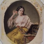 Young Woman at Her Toilette