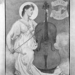 The Blessed Damozel: Frontispiece to List of Drawings