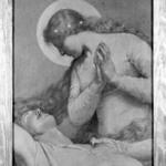 """The Blessed Damozel: """"Surely She Leaned Oer Me"""""""