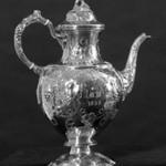 Teapot (Part of 4-piece Tea Service)