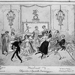 Moulinet.  Elegancies of Quadrille Dancing