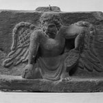 Small Bas-relief of an Atlantis