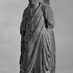 Medium Sized Standing Figure of a Budhisattva
