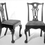 Chippendale Style Sidechair