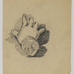 [Untitled] (Study of Infants Hand)