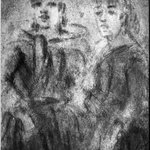 Study of Two Women (&Eacute;tude de deux femmes)