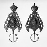 One of a Pair of Bezimas (Shoulder Pins)