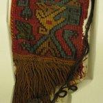Textile Fragment, Unascertainable or Mantle, Corner Tassel, Fragment
