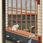 Asakusa Ricefields and Torinomachi Festival, No. 101 from One Hundred Famous Views of Edo