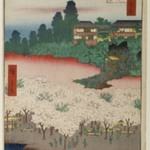 Flower Pavilion, Dango Slope, Sendagi, No. 16 in One Hundred Famous Views of Edo