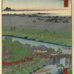 Yanagishima, No. 32 in One Hundred Famous Views of Edo