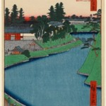 Benkei Moat From Soto-Sakurada to Kojimachi, No. 54 from One Hundred Famous Views of Edo
