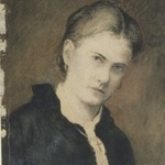 Portrait of Artists Wife