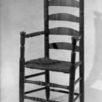 Armchair - Ladderback, Turned Parts
