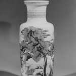 Rouleau Vase