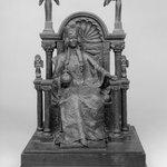 Lady Randolph Churchill as Empress Theodora