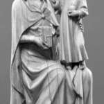 Statuette of the Virgin and Child
