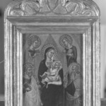 Virgin and Child Enthroned with Saints Peter, Catherine of Alexandria, a Female Saint and Anthony Abbot