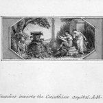 Callimachus Invents the Corinthian Capital