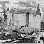 Vitre, the Chateau