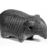 Peccary Figurine