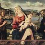 Madonna and Child with Saints John the Baptist and Nicholas of Tolentino