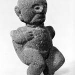 Squatting Male Figure