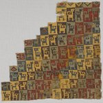 Mantle, Fragment  or Carrying Cloth, Fragment