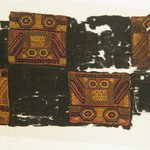 Textile Fragment, unascertainable, or Mantle, Field, Fragment