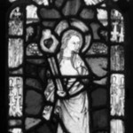 Untitled Panel from the Babbott Stained Glass Window
