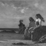 Figures on a Coast