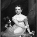 Portrait of Mary A. Cary