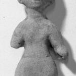 Small Figure, Elongated Head
