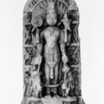Figure of Visnu