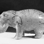 Statuette of Hippopotamus