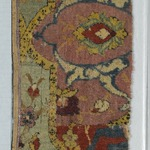 """Angel"" Carpet Fragment"