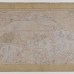 Rather Large Rectangular Second Drawing for a Miniature Painting