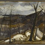 View Over Nyack, Winter