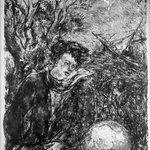 Etude pour un Hommage a Rimbaud