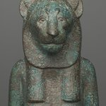 Seated Wadjet