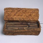 Weavers Work Basket
